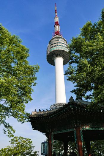 Namsan Tower  Seoul Korea Tourism