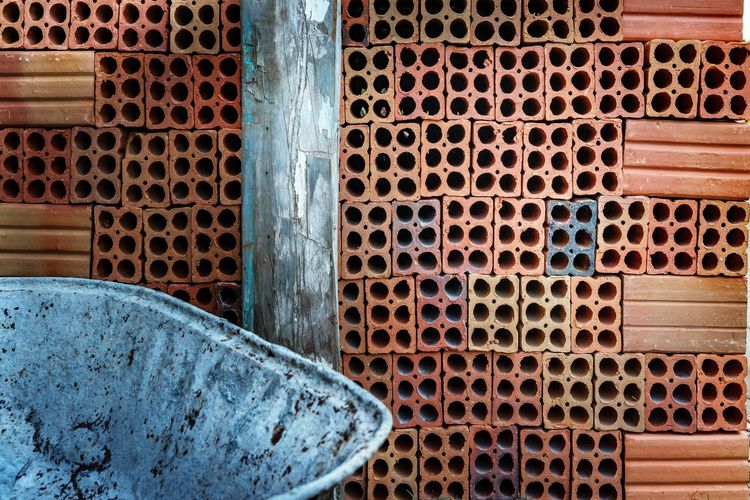Getty Images Geometry Light Light And Shadow Designing Focus Day Outdoors Design Brackets Close-up Textured  Building Blocks No People Building Site Backgrounds Organised Full Frame Geometric Shape The EyeEm Collection Beautifully Organized Premium Collection