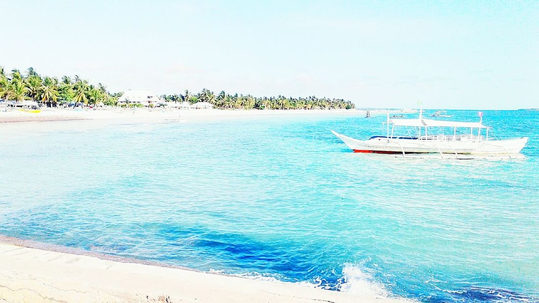 Summer in the Philippines! Beach Sand Sea Vacations Travel Destinations Water Tree Tourism Nature Sunny Travel Beauty In Nature Summer Tourist Resort