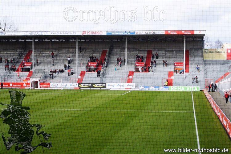 Mythosbfc Bfc Dynamo Stadion Stadium Ostberlin