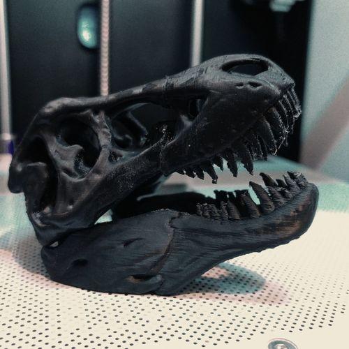 Close-up of an animal sculpture