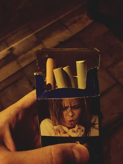 No Cigarettes Anti Smoking Chalk Cigarette  Smoking Photography Themes