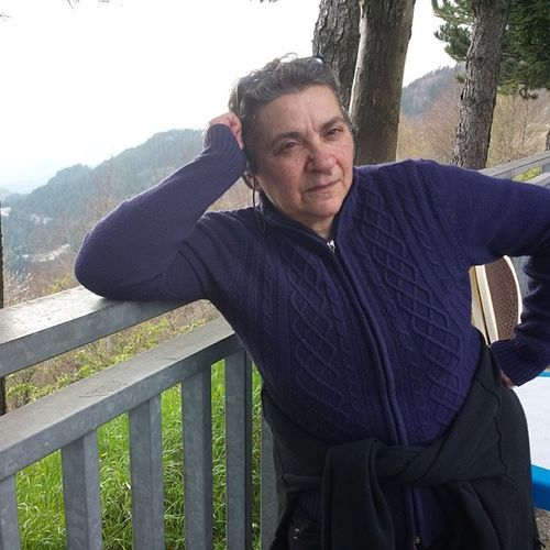 Passodelmuraglione Tuscany Landscape Italy selfie