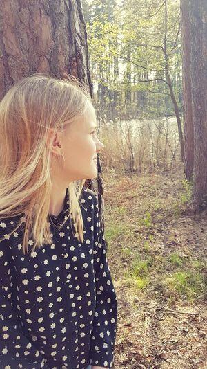 Blond girl Girl