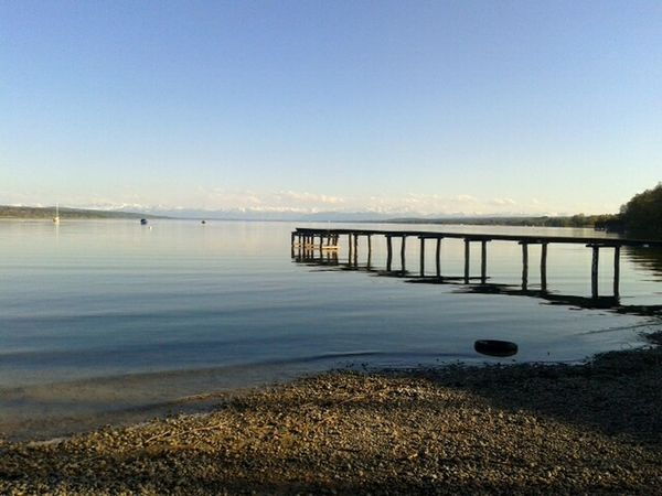 Ammersee Lake Hello World Natur Enjoying Life Germany EuropeCheck This Out Bavaria Bayern Nature Photography Germany Photos Official EyeEm © Sunset #sun #clouds #skylovers #sky #nature #beautifulinnature #naturalbeauty #photography #landscape Mountain Naturelover Blu Water Spring