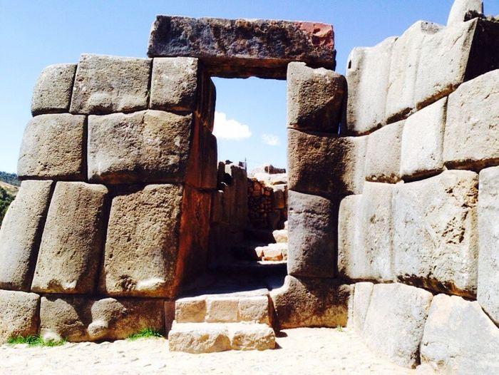 Cuzco-Perú Sacsayhuaman Photographic Memory First Eyeem Photo