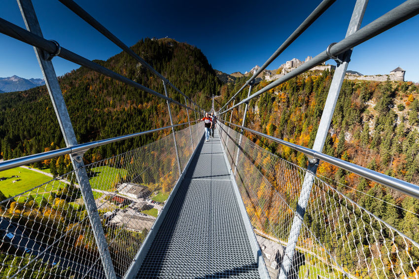 Highline 179. Tirol. Austria 179 Austria Autumn Reutte Tirol  Alps Bridge Highline179 Thrill