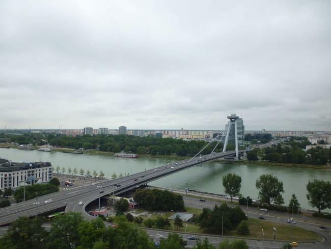 Bratislava Check This Out Nice View Bratislava Bridge Showcase: January Pozsony Bratislava, Slovakia View Enjoying The View A Bird's Eye View