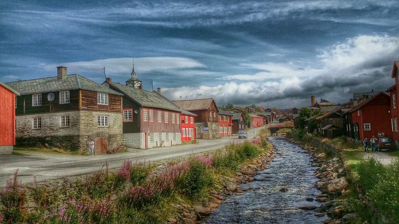 Historical Building Ilovenorway Norgeibilder Summerholidays Norway Røros EyeEm Gallery Eyemphotography EyeEm Nature Lover