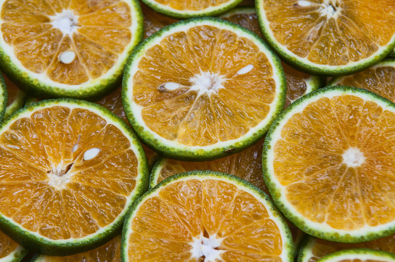Orange slice Nature Orange Orange Slice Fruit Healthy Juicy Orange Color Slices