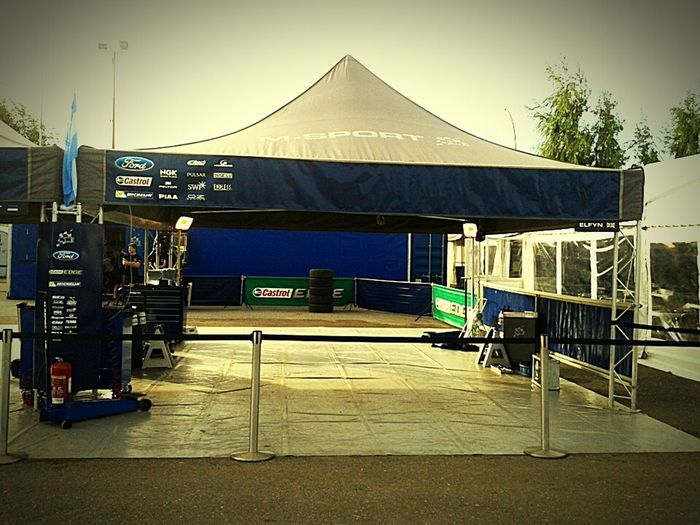 Service park.... That's Me Relaxing