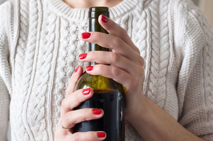 50+ Red Nail Polish Pictures HD | Download Authentic Images