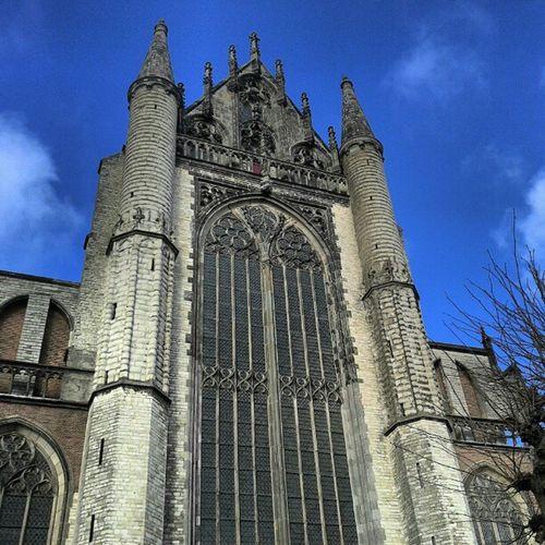 Leiden Hoogelandsekerk Kerk Church