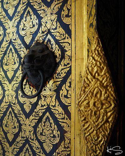 ประตู Taking Photos Enjoying Life Hello World Thailand จ.พระนครศรีอยุธยา วัดสุวรรณดาราราม Temple