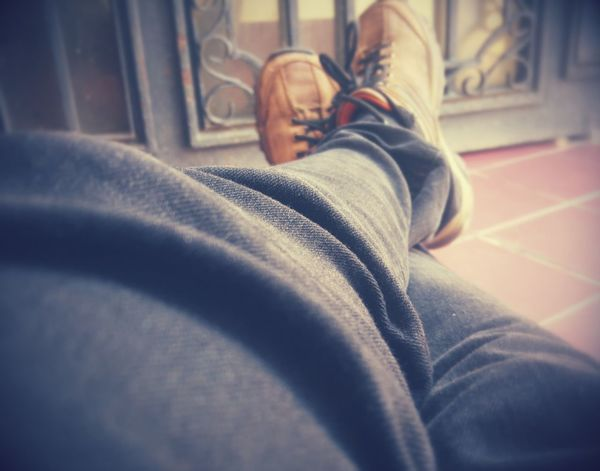 Legs Boots Brown Day Relax PhonePhotography Photo♡ Photography Excelent Day