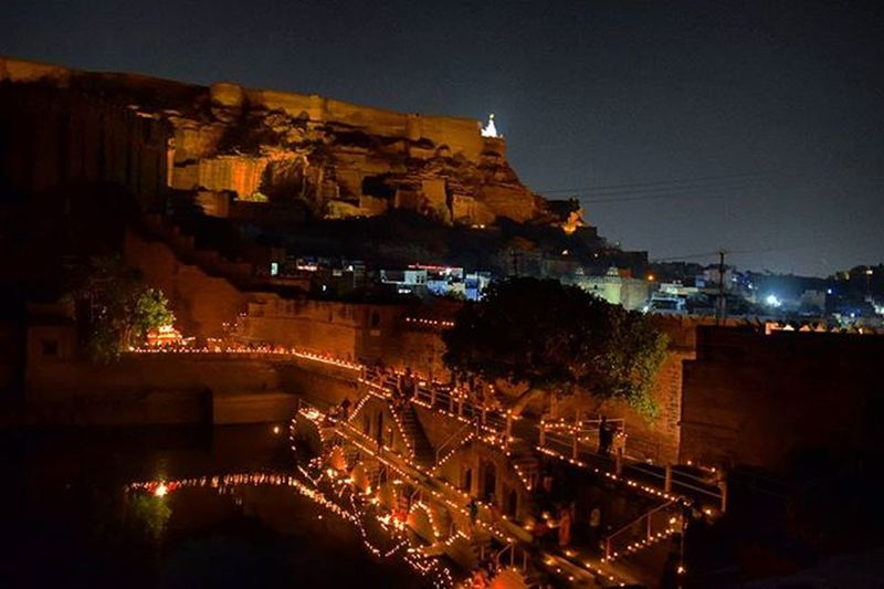 Deepotsav Ranisar Padamsar Light Lights Beautiful View Jodhpur Camera Photos Photoshoot Photographie  Click_india_click Igersjodhpur Igersjaipur Wwim13 WWIM13Jodhpur Followme Followmeplease