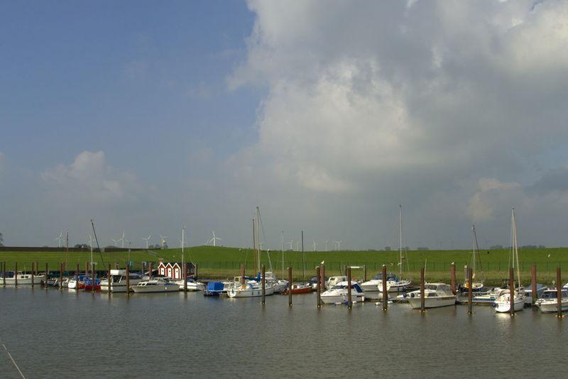 Boote Dangast Hafen Hafen Northsea Segeln