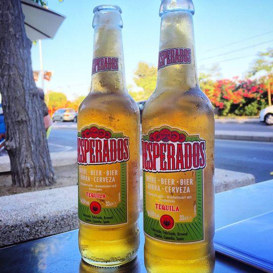 Desperados Beer Desperados Beer Spanish Beer SPAIN Malgrat De Mar Tequilla Barcelona