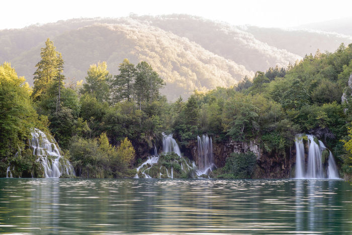 Plitvice Plitvickajezera Plitvice National Park Croatia Waterfalls Water Landscapes Check This Out Taking Photos