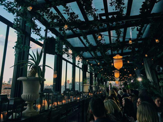 New York Fashion Week at Gramercy Park Hotel Nyfw NYC Gramercy Hotel Sunset