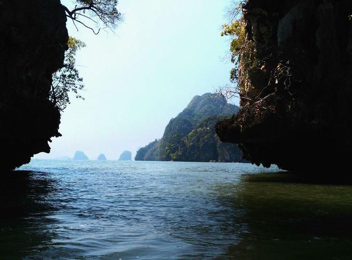 phan- nga bay, Thailand