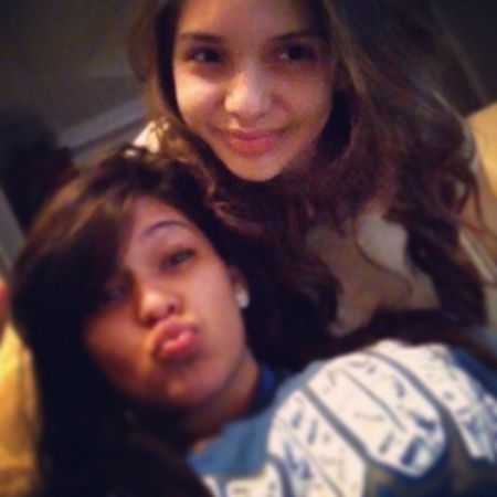With Babys Sister <3 Sista In Law <3