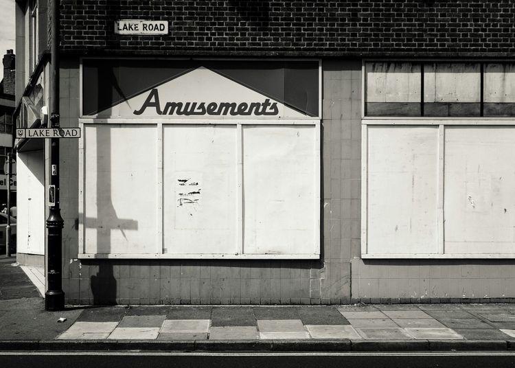 We are not amused Blackandwhite Streetphoto_bw Streetphotography Street Black & White Derelict Building EyeEm_abandonment
