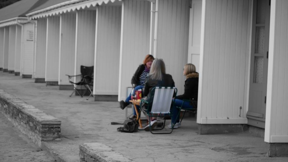 a natter Photowalktheworld Chat Meeting People Watching Wheelchair Differing Abilities Full Length Physical Impairment Home Caregiver Community Outreach Sitting Togetherness Senior Adult Care Grandparent Grandmother