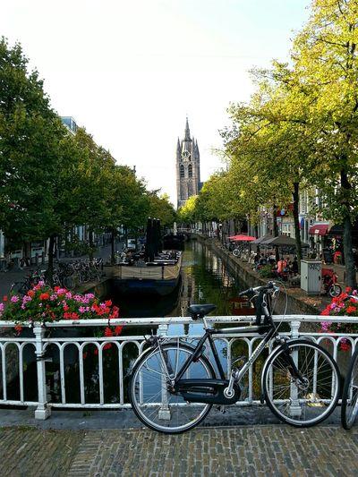Delft Netherlands Urban Urbanphotography Summer Water Canal