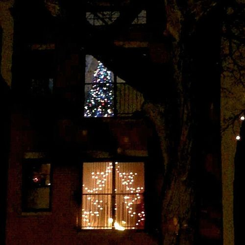 Since we didn't place our tree in front of the window this year, I Outlinedatree ? Mywindow Condo ? Home chicago downtown lakeview roscoevillage shesperf ?