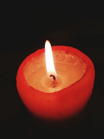свеча огонь тепло 😚