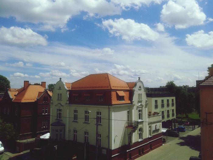 Sunny day ♥ sunny balcony view ;) Sunday Cloud And Sky Taking Photos Relaxing