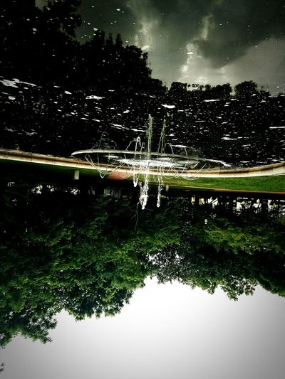 Wicked Upside Down Water Waterfall Nature City DC Nick