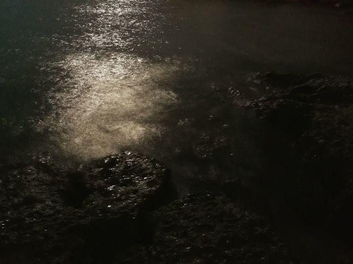 The Week On EyeEm Night No People Nature Water Sea Night Sea