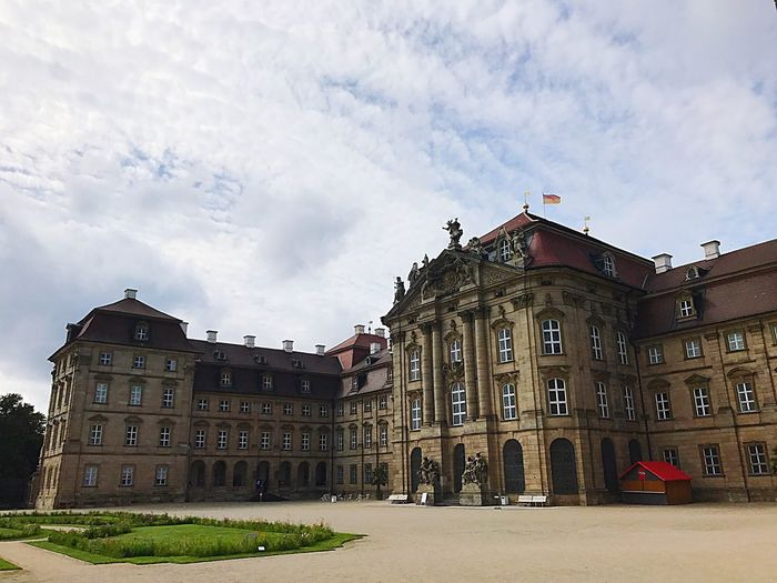 Architecture Built Structure Building Exterior Sky History Day GERMANY🇩🇪DEUTSCHERLAND@ Germany🇩🇪 Tall - High EyeEmNewHere Europe Trip Travel Travel Destinations Europe Schloss Weisenstein Castle Castle View  Castle Grounds Your Ticket To Europe