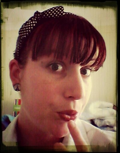 rocking the Rockabilly Pin Up style
