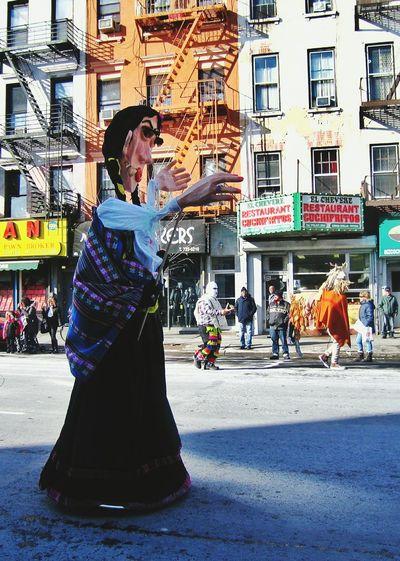 Three Kings Parade 2017 El Barrio NYC Harlem, NYC