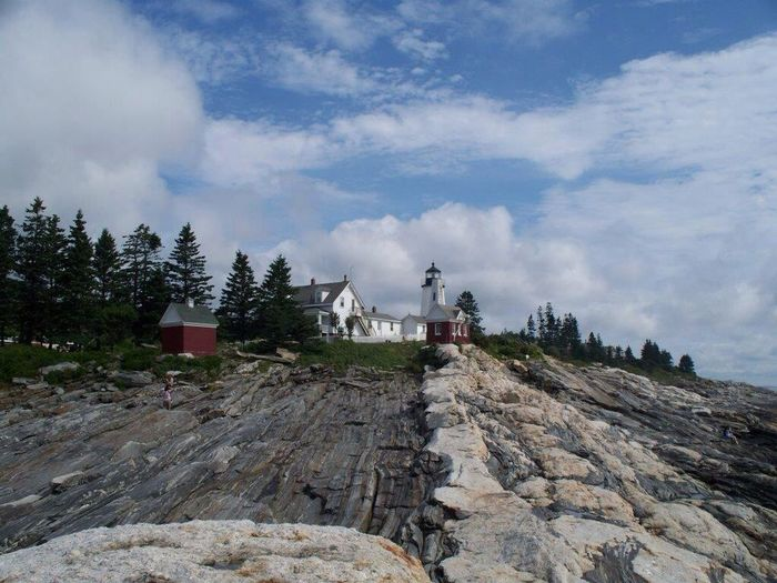Pemaquid Point Lighthouse Itsabeautifulworld