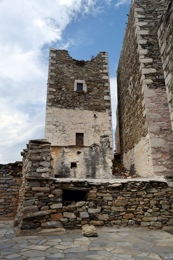 Abandoned Abandoned Buildings Abandoned House Abandoned Places Ancient Civilization Architecture Architecture Brick Wall Building Exterior Built Structure Day Grecia Greece Historic Historical Building History Peloponnese Ruin Ruined Building Ruins Architecture Stone Wall Vathia