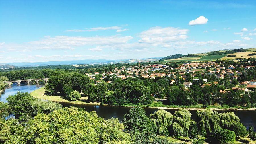 Pont-Du-Château Paysage #zen PureMoment