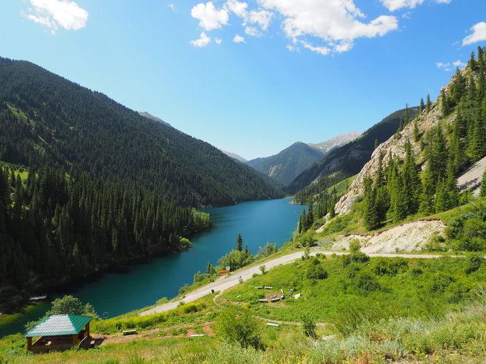 Kolsai Lake in