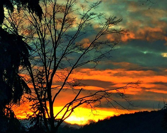 Sonnenuntergang..👍☺️☺️☺️