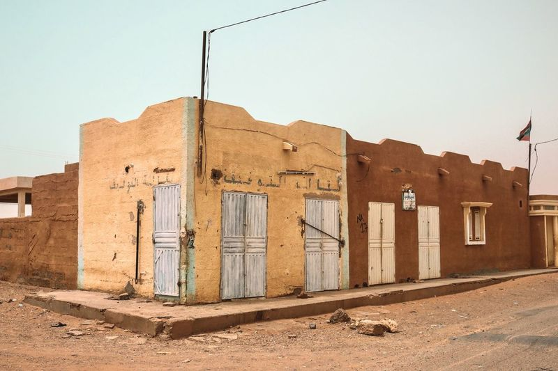 Architecture Streetphotography Street Desert Door Travel Photography Sahara Arab Mauritania EyeEm Selects Architecture Built Structure Building Exterior Sky Clear Sky History The Past Nature Day Old Building Sunlight No People Ancient Land Old Ruin Outdoors Abandoned Wall Travel Destinations My Best Travel Photo The Architect - 2019 EyeEm Awards The Street Photographer - 2019 EyeEm Awards