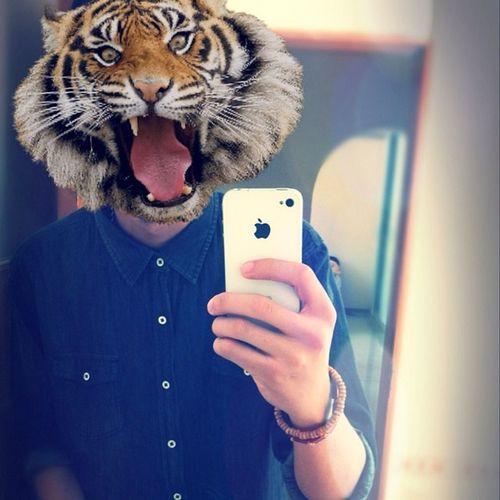 Animal_face Selfie Cali_nigguh swagg ?