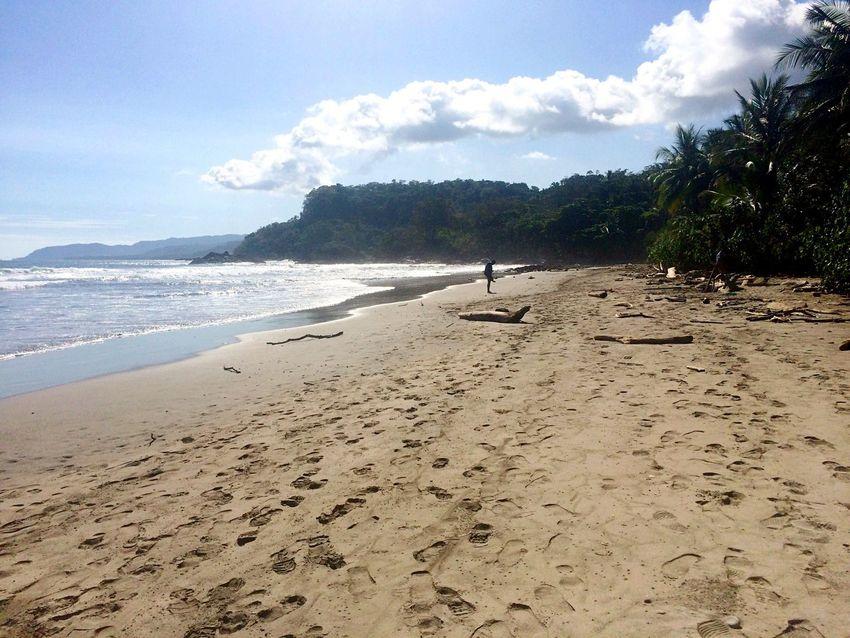 Ocean Waves beach Beach Sea View Deserted Beach