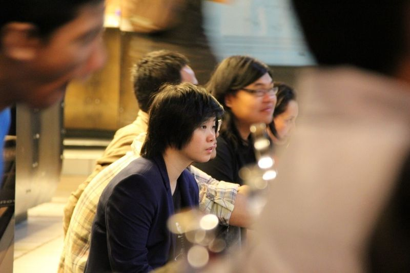 Bel - student of Audio Engineering @SAEjakarta