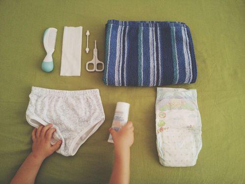 Things Organized Neatly My Son