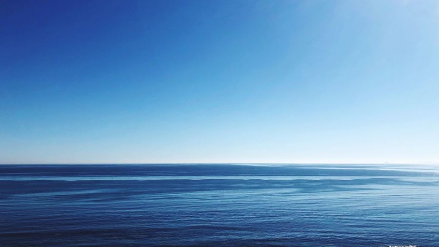 Blue view Water