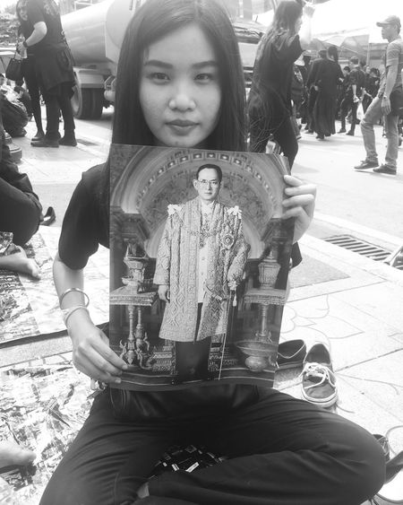 🙏🏻💛 Sanam Luang Bangkok
