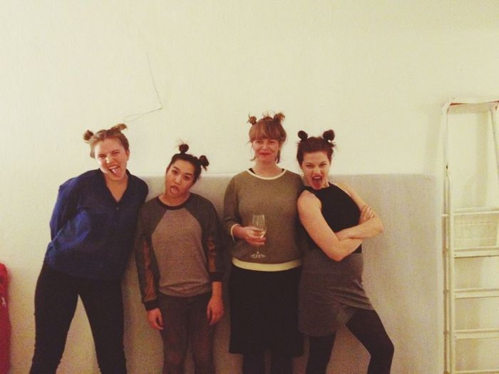 Just Being Miley